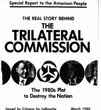 Image result for trilateral commission
